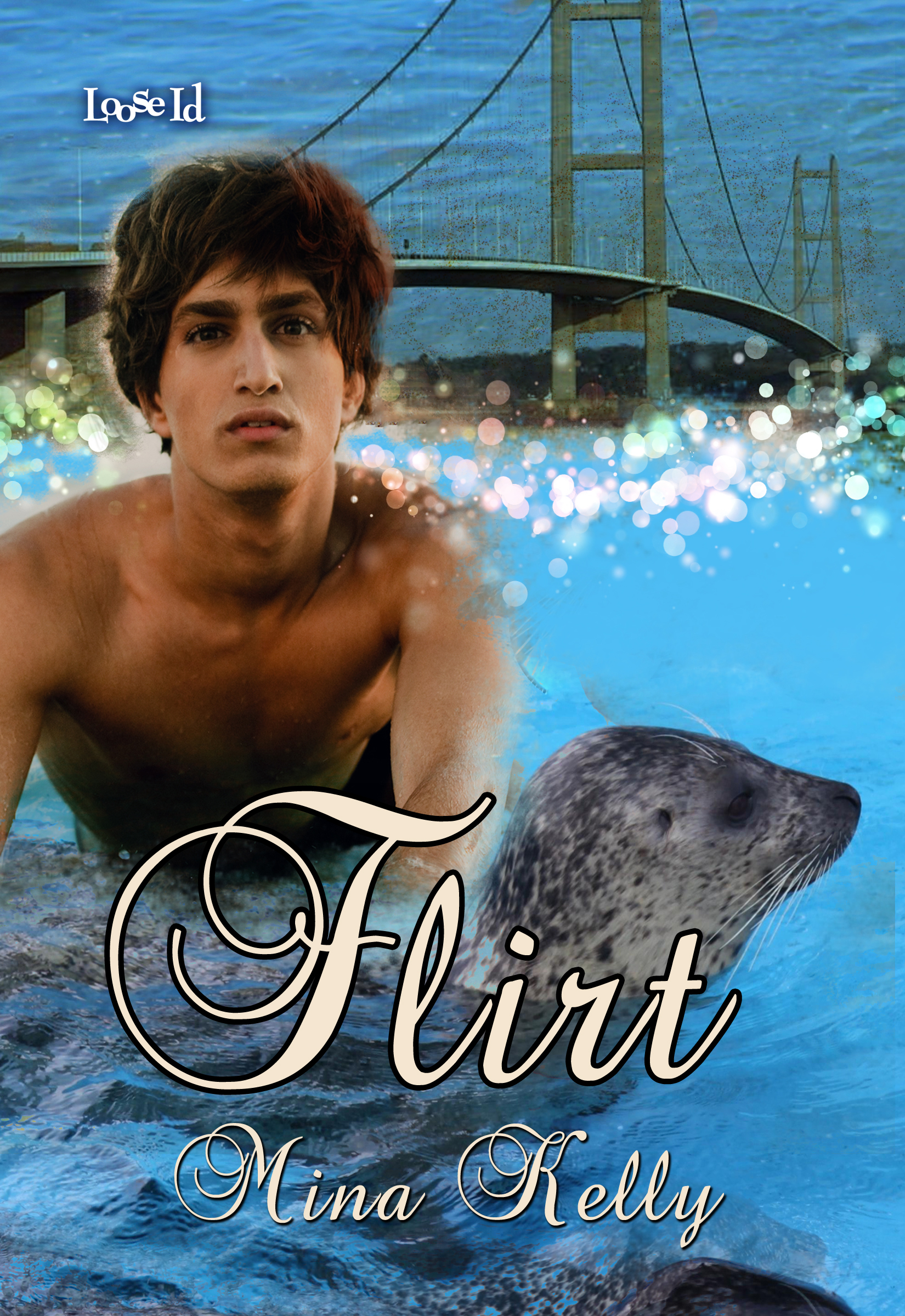 Cover for Flirt, from Loose Id