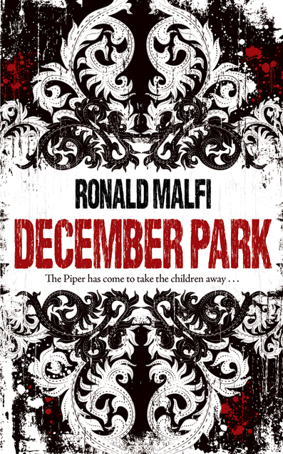 December Park Book Cover
